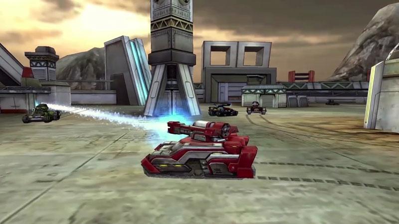 Танкисты — битвы танков скачать
