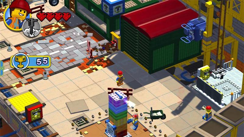 The Lego Movie Video Game на андроид