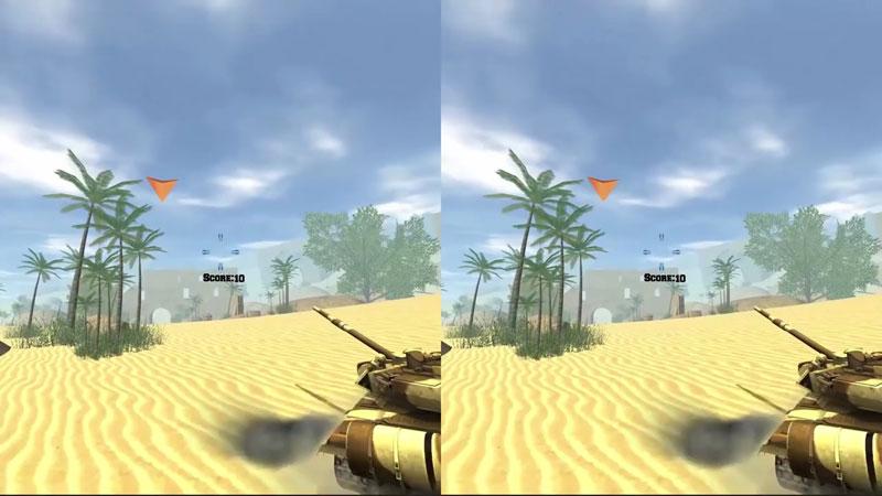 VR Tank на андроид