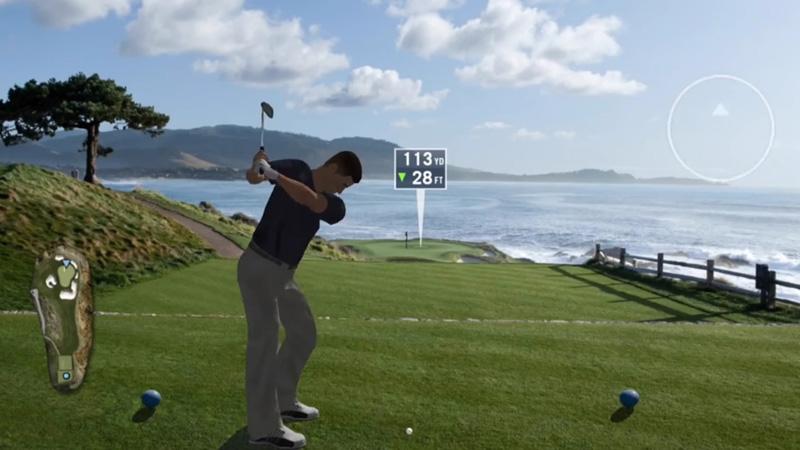 WGT Golf на андроид