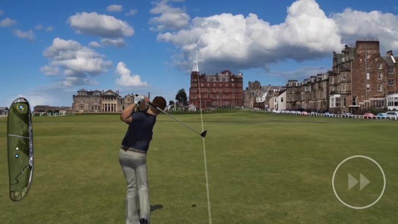 WGT Golf на телефон