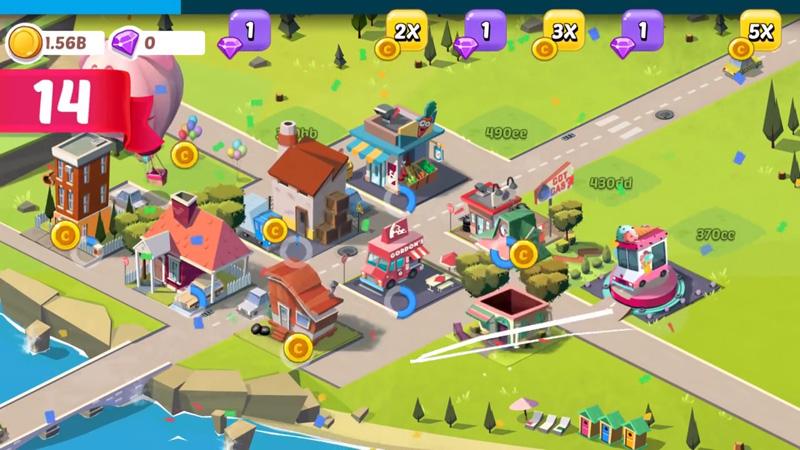 Build Away! на андроид
