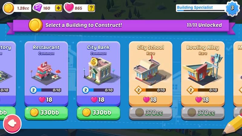 Build Away! скачать