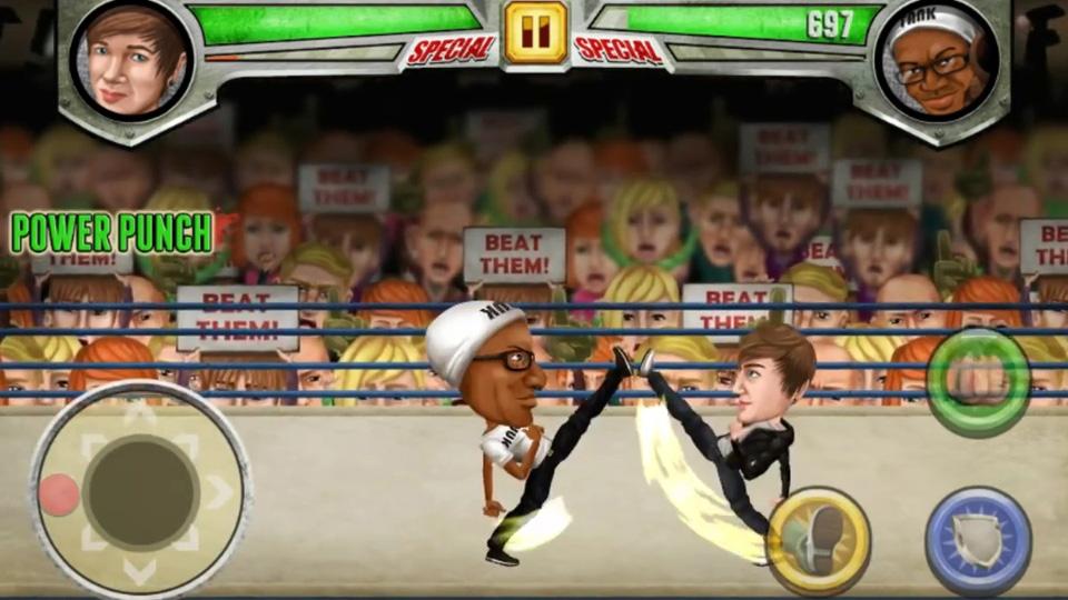 Celebrity Street Fight скачать