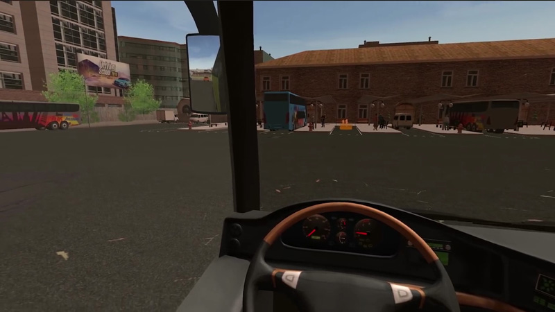 Coach Bus Simulator на андроид