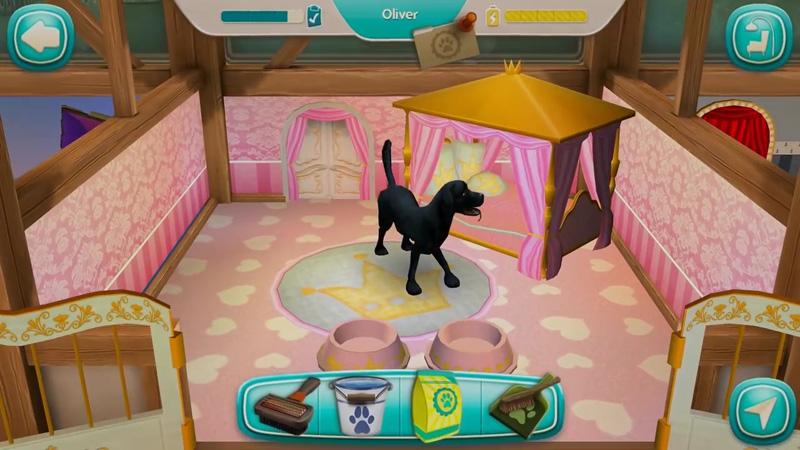 DogHotel: питомник для собак на телефон