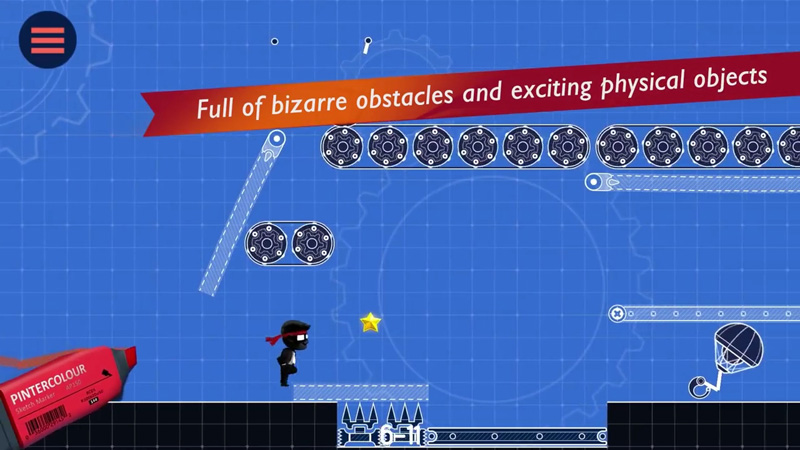 Eraser: Deadline Nightmare на телефон