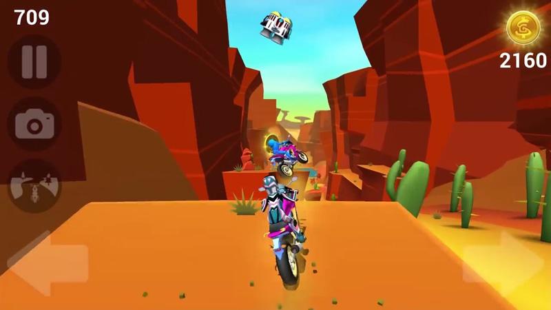 Faily Rider на андроид