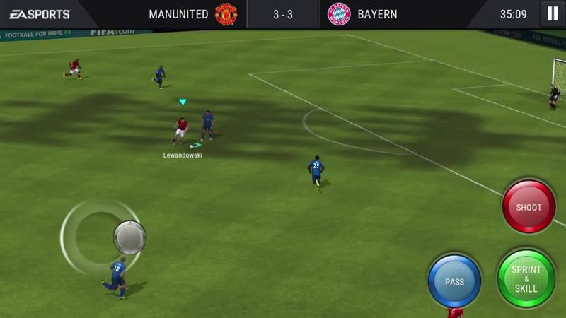 FIFA Mobile на андроид