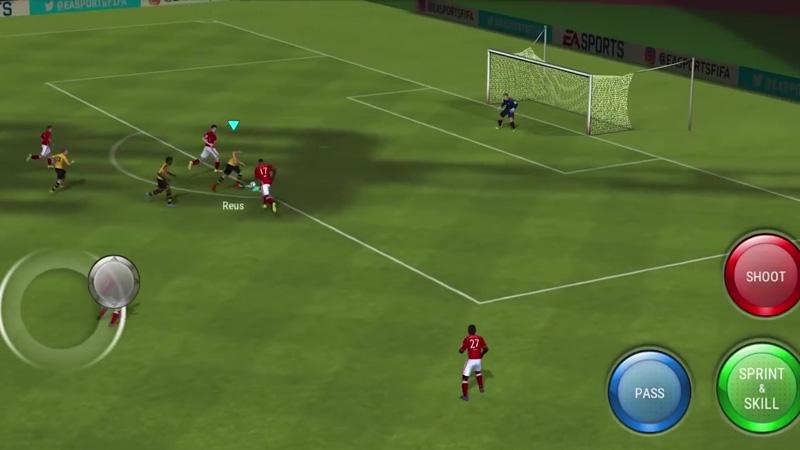 FIFA Mobile скачать