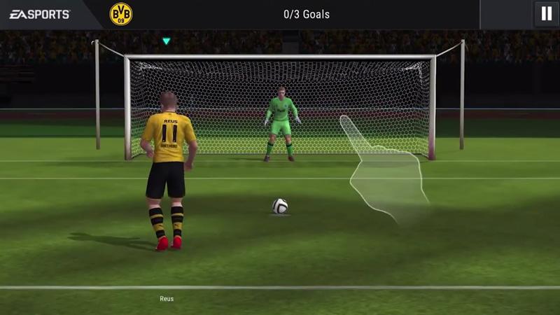 FIFA Mobile на телефон