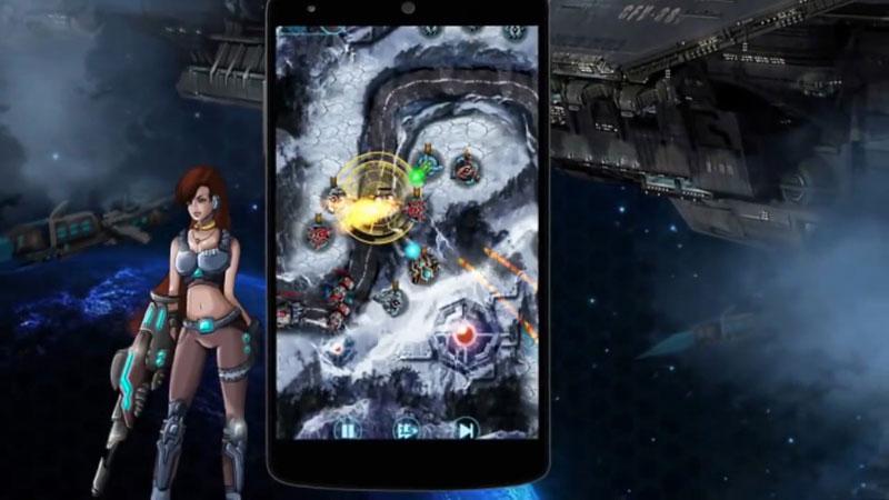 Galaxy Defense 2: Transformers скачать