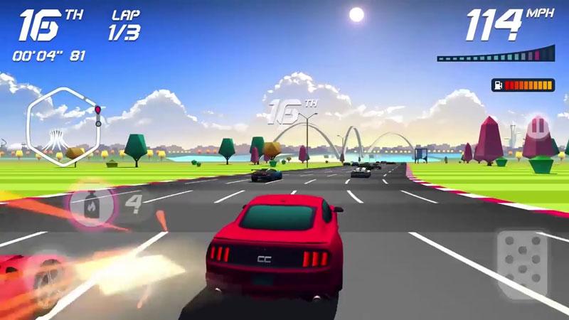 Horizon Chase на андроид