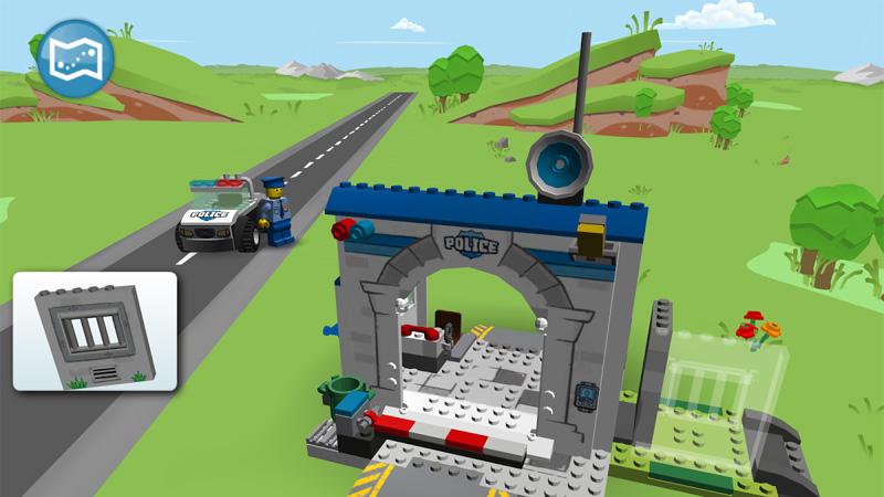 Lego Juniors Quest на андроид
