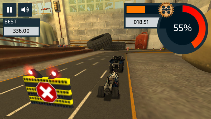 Lego Pull-Back Racers 2.0 скачать