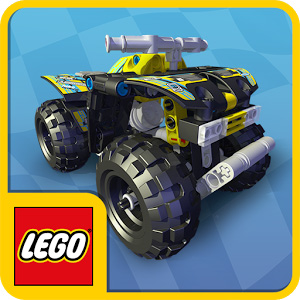 Lego Pull-Back Racers 2.0