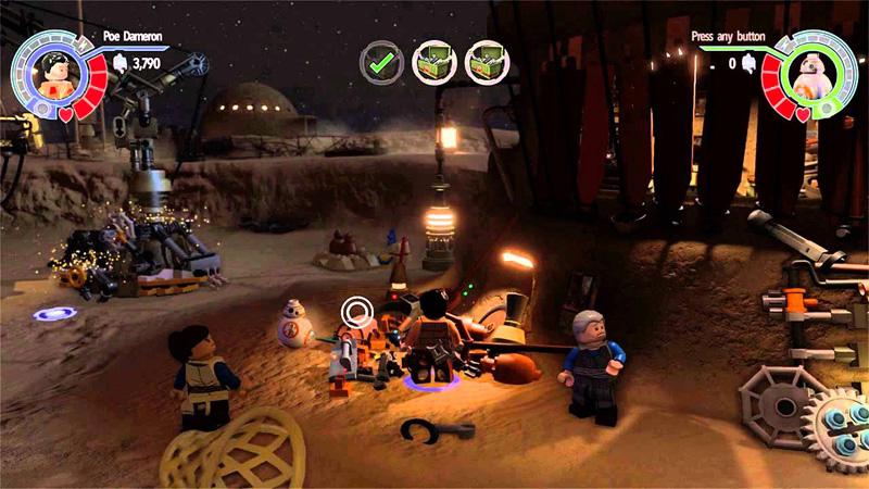 Lego Star Wars TFA скачать