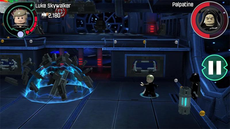 Lego Star Wars TFA на телефон