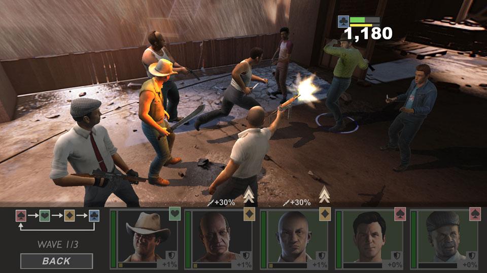 Mafia III: Rivals на андроид