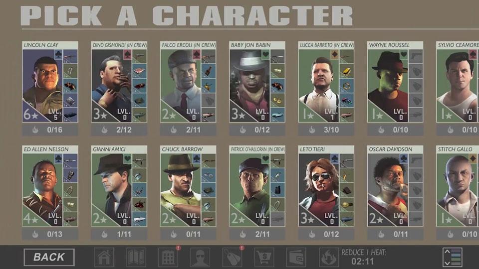 Mafia III: Rivals на телефон