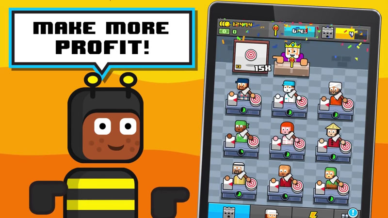 Make More! на андроид