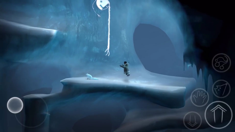 Never Alone: Ki Edition на телефон