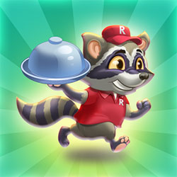 Raccoon Pizza Rush
