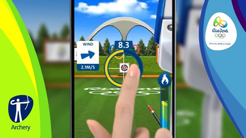 Олимпийские игры 2016 Рио на андроид