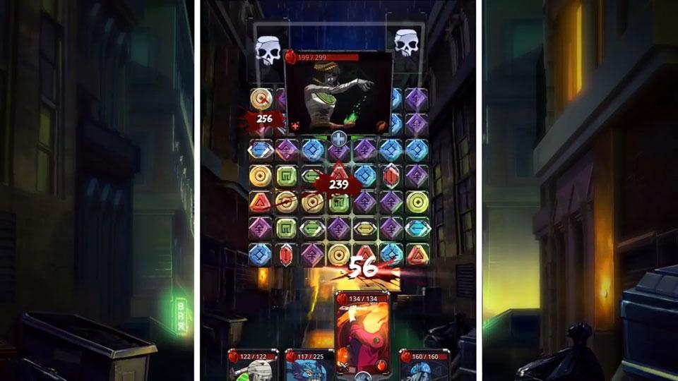 Shadow Wars на андроид