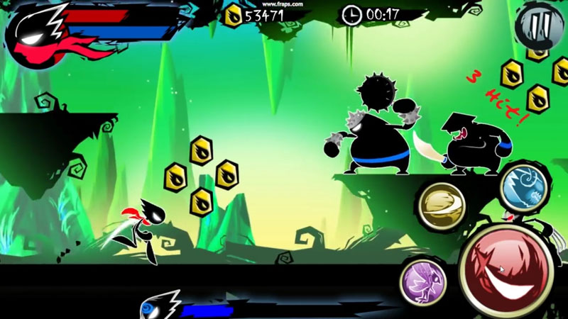 Stickman Revenge 2 на андроид