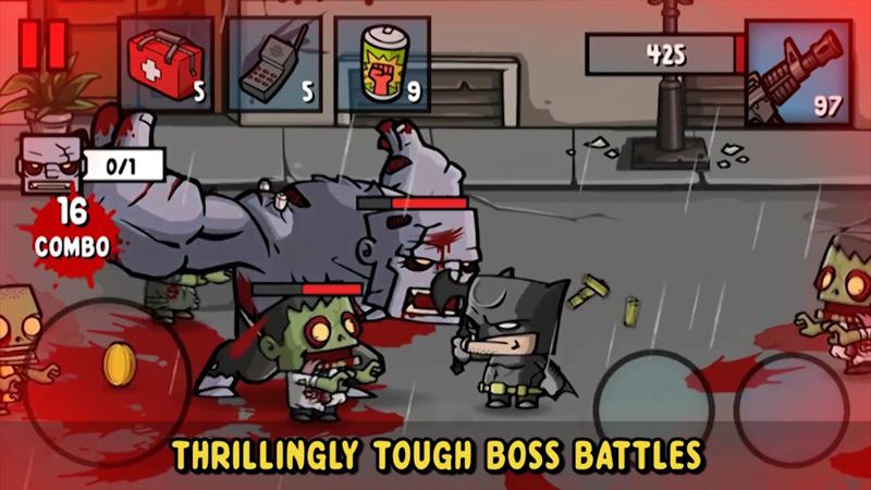 Zombie Age 3 скачать