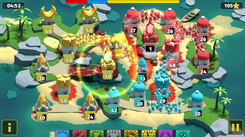 BattleTime на андроид