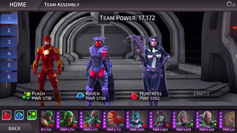 DC Legends скачать