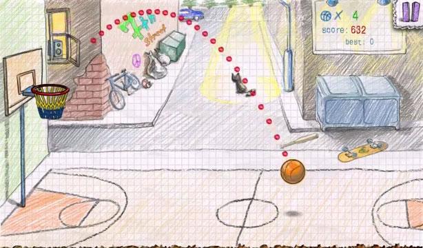 Doodle Basketball 2 скачать