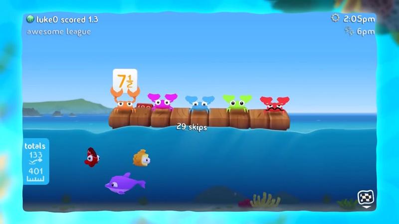 Fish Out Of Water! на андроид