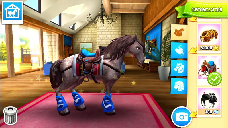Horse Haven World Adventures на андроид