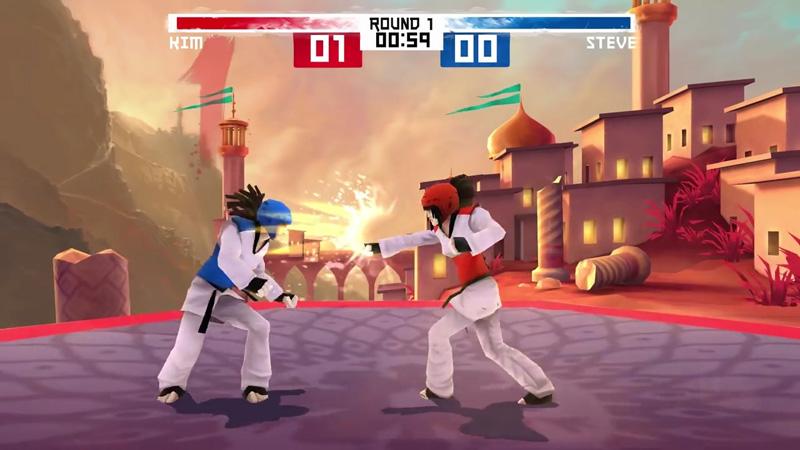 Taekwondo на андроид
