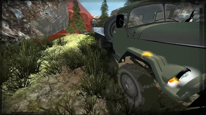 Truck Simulator Offroad 2 скачать