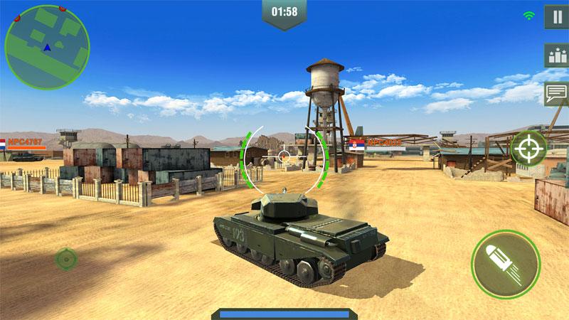 War Machines на андроид