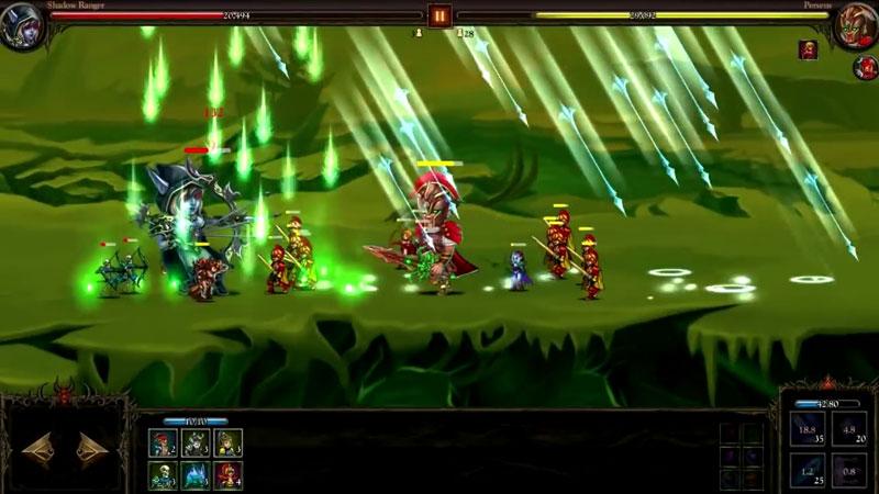 Epic Heroes War: Великие войны на андроид