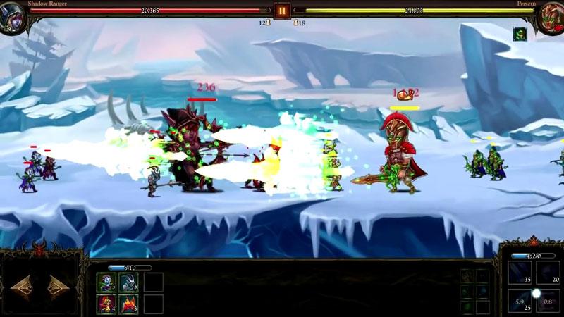 Epic Heroes War: Великие войны скачать