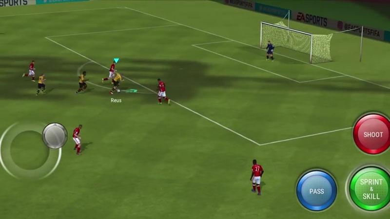 FIFA Mobile: Футбол скачать
