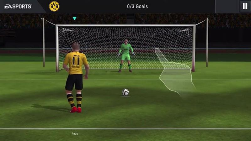 FIFA Mobile: Футбол на телефон