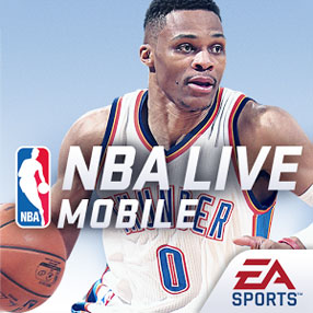 NBA Live Mobile: Баскетбол