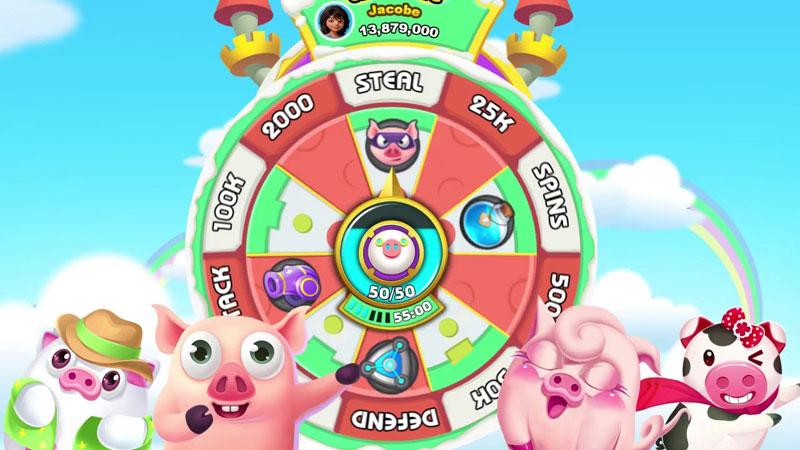 Piggy Boom на андроид