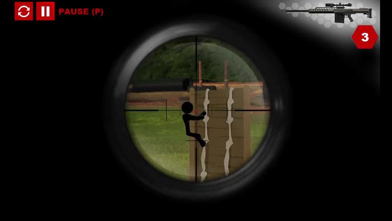 Stick Squad 4: Sniper's Eye скачать