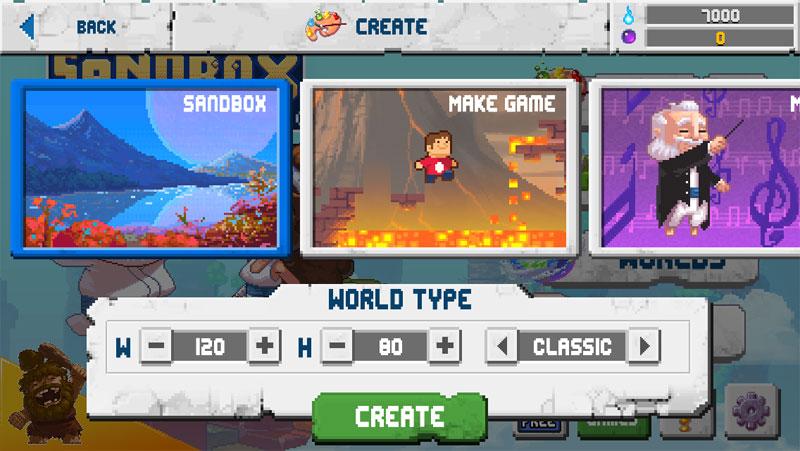 The Sandbox Evolution на андроид