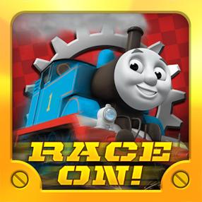 Наперегонки с Томасом!