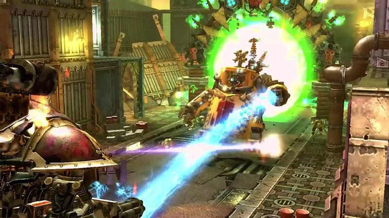 Warhammer 40,000: Freeblade на андроид