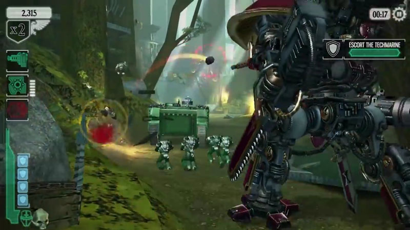 Warhammer 40,000: Freeblade скачать